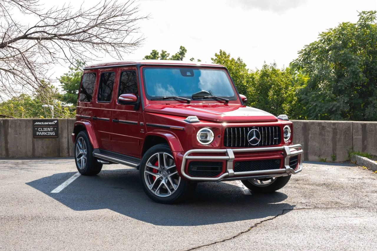 Used 2019 Mercedes-Benz G-Class AMG G 63 for sale Sold at McLaren North Jersey in Ramsey NJ 07446 9