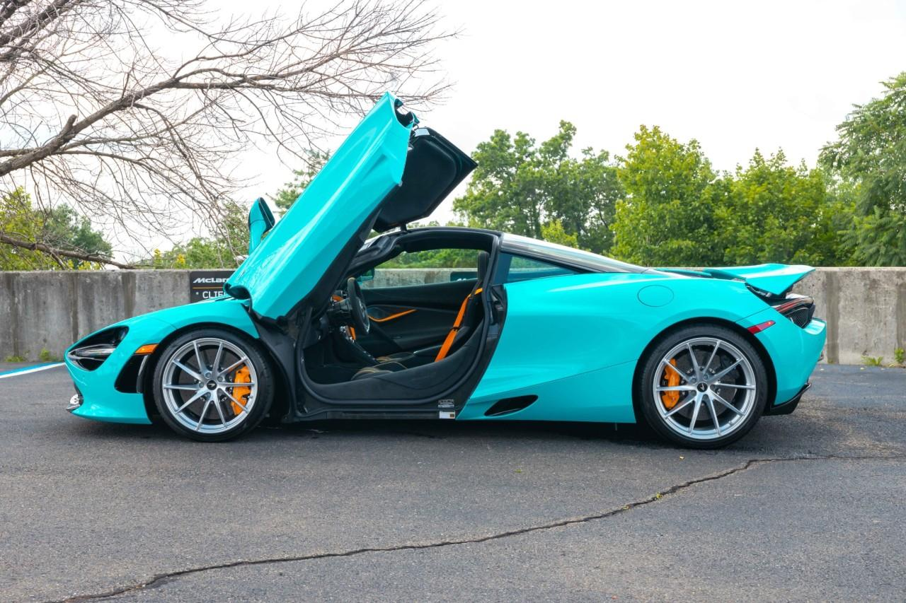 New 2021 McLaren 720S Performance Coupe for sale $354,180 at McLaren North Jersey in Ramsey NJ 07446 7