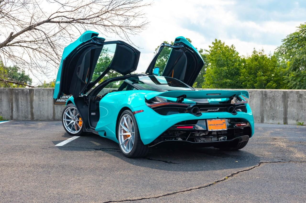 New 2021 McLaren 720S Performance Coupe for sale $354,180 at McLaren North Jersey in Ramsey NJ 07446 9