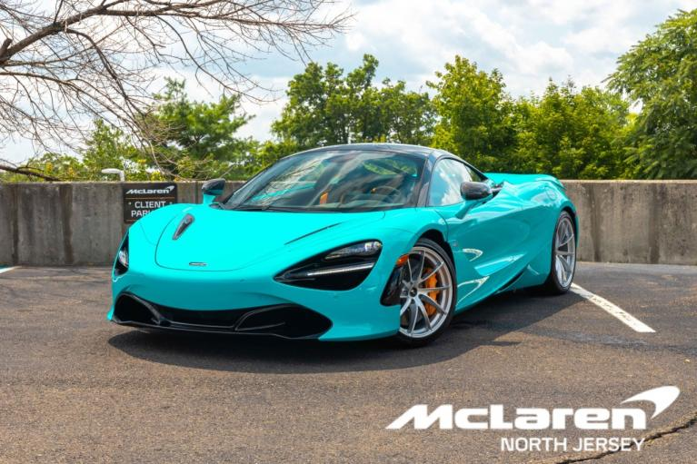 New 2021 McLaren 720S Coupe Performance for sale $354,180 at McLaren North Jersey in Ramsey NJ