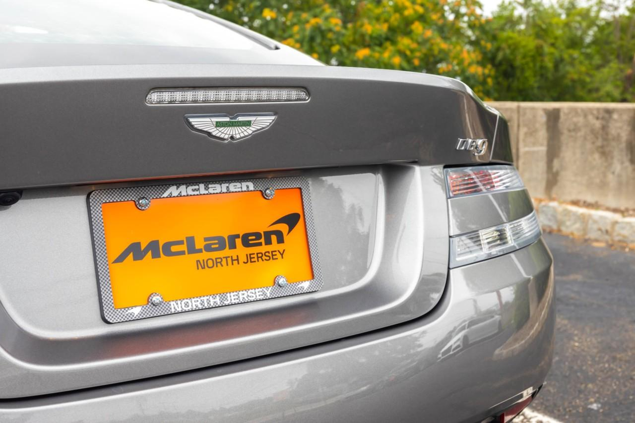 Used 2014 Aston Martin DB9 Coupe for sale $89,000 at McLaren North Jersey in Ramsey NJ 07446 10