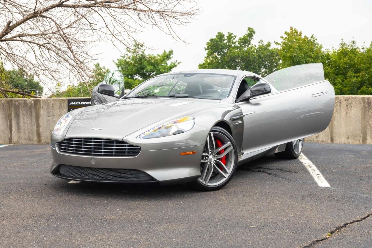 Used 2014 Aston Martin DB9 Coupe for sale $89,000 at McLaren North Jersey in Ramsey NJ 07446 2