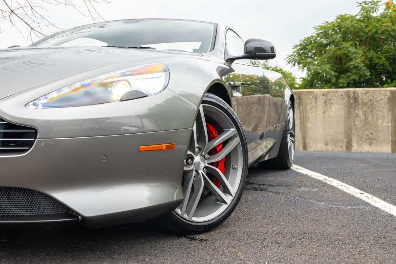 Used 2014 Aston Martin DB9 Coupe for sale $89,000 at McLaren North Jersey in Ramsey NJ 07446 3