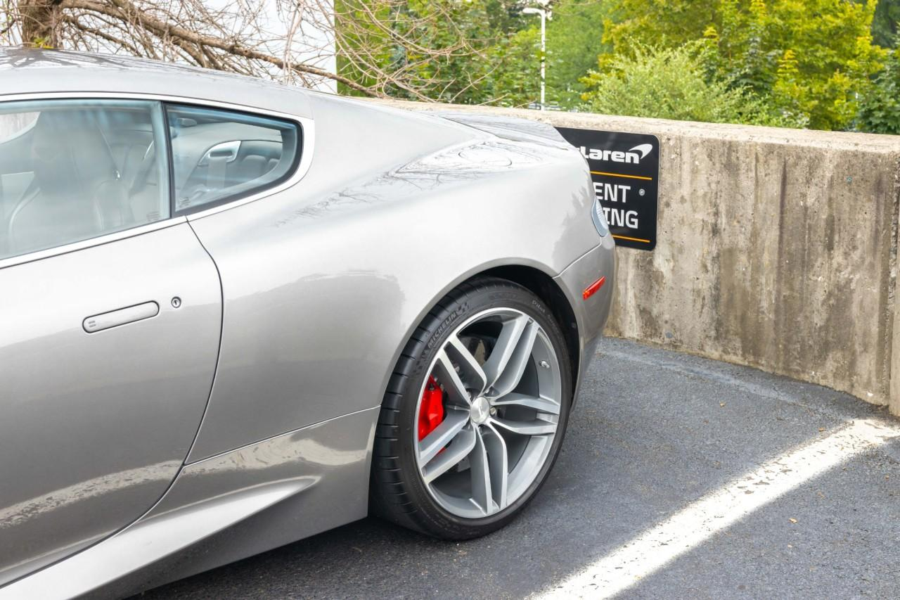 Used 2014 Aston Martin DB9 Coupe for sale $89,000 at McLaren North Jersey in Ramsey NJ 07446 4