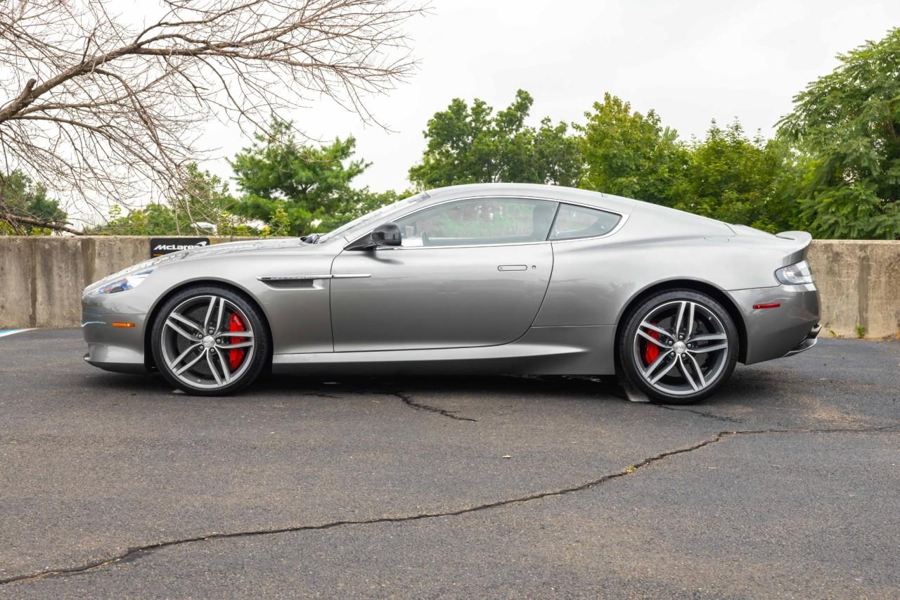 Used 2014 Aston Martin DB9 Coupe for sale $89,000 at McLaren North Jersey in Ramsey NJ 07446 5