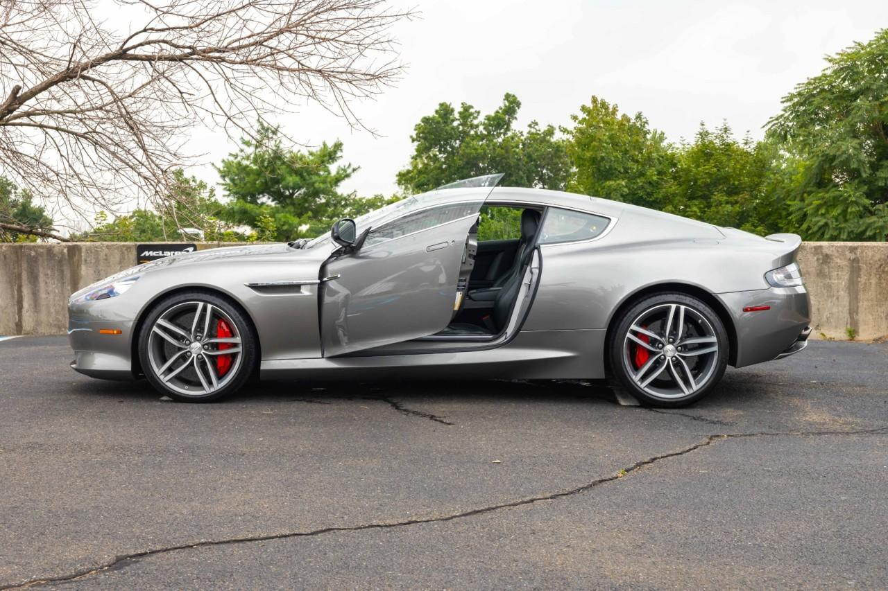 Used 2014 Aston Martin DB9 Coupe for sale $89,000 at McLaren North Jersey in Ramsey NJ 07446 6