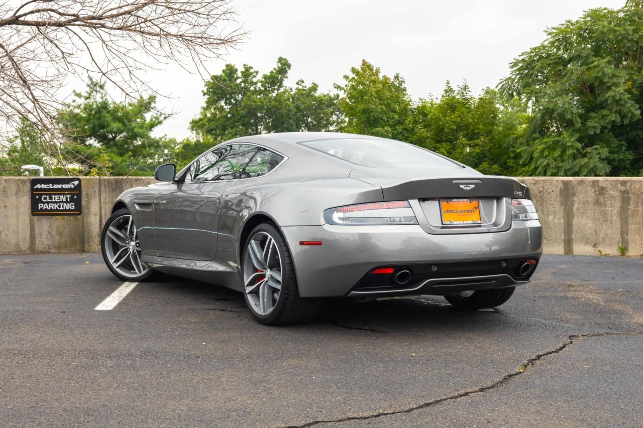 Used 2014 Aston Martin DB9 Coupe for sale $89,000 at McLaren North Jersey in Ramsey NJ 07446 7