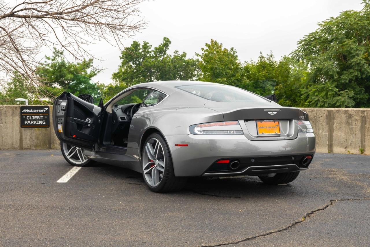 Used 2014 Aston Martin DB9 Coupe for sale $89,000 at McLaren North Jersey in Ramsey NJ 07446 8