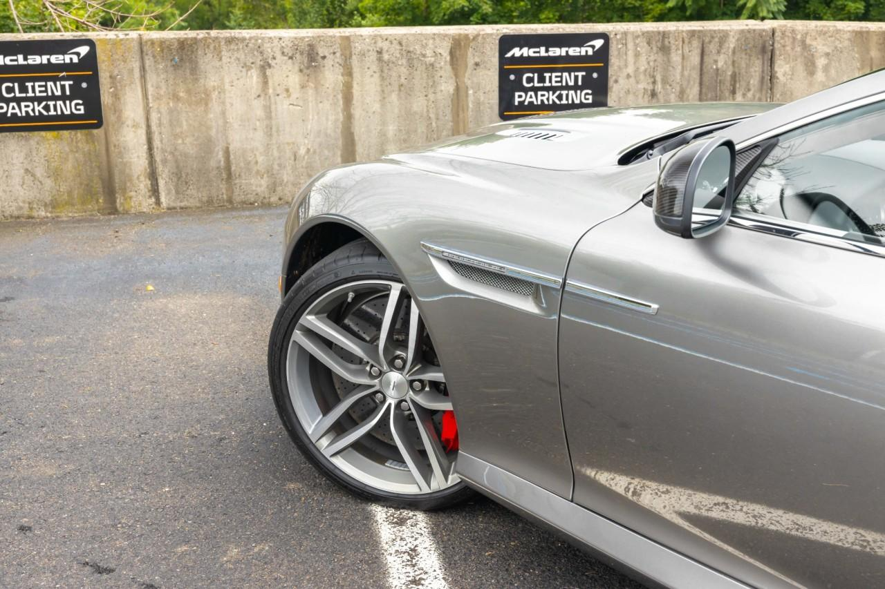 Used 2014 Aston Martin DB9 Coupe for sale $89,000 at McLaren North Jersey in Ramsey NJ 07446 9