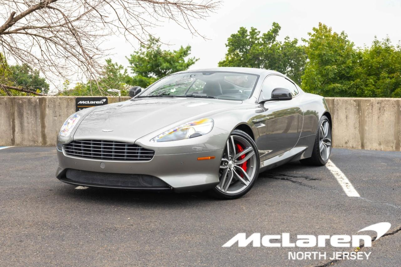 Used 2014 Aston Martin DB9 Coupe for sale $89,000 at McLaren North Jersey in Ramsey NJ 07446 1