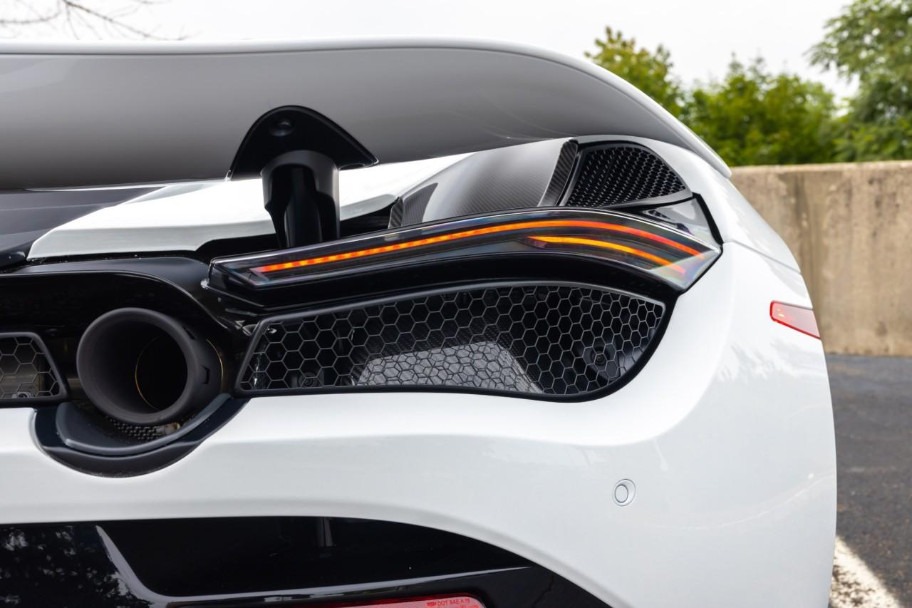 New 2021 McLaren 720S Coupe for sale $345,600 at McLaren North Jersey in Ramsey NJ 07446 10
