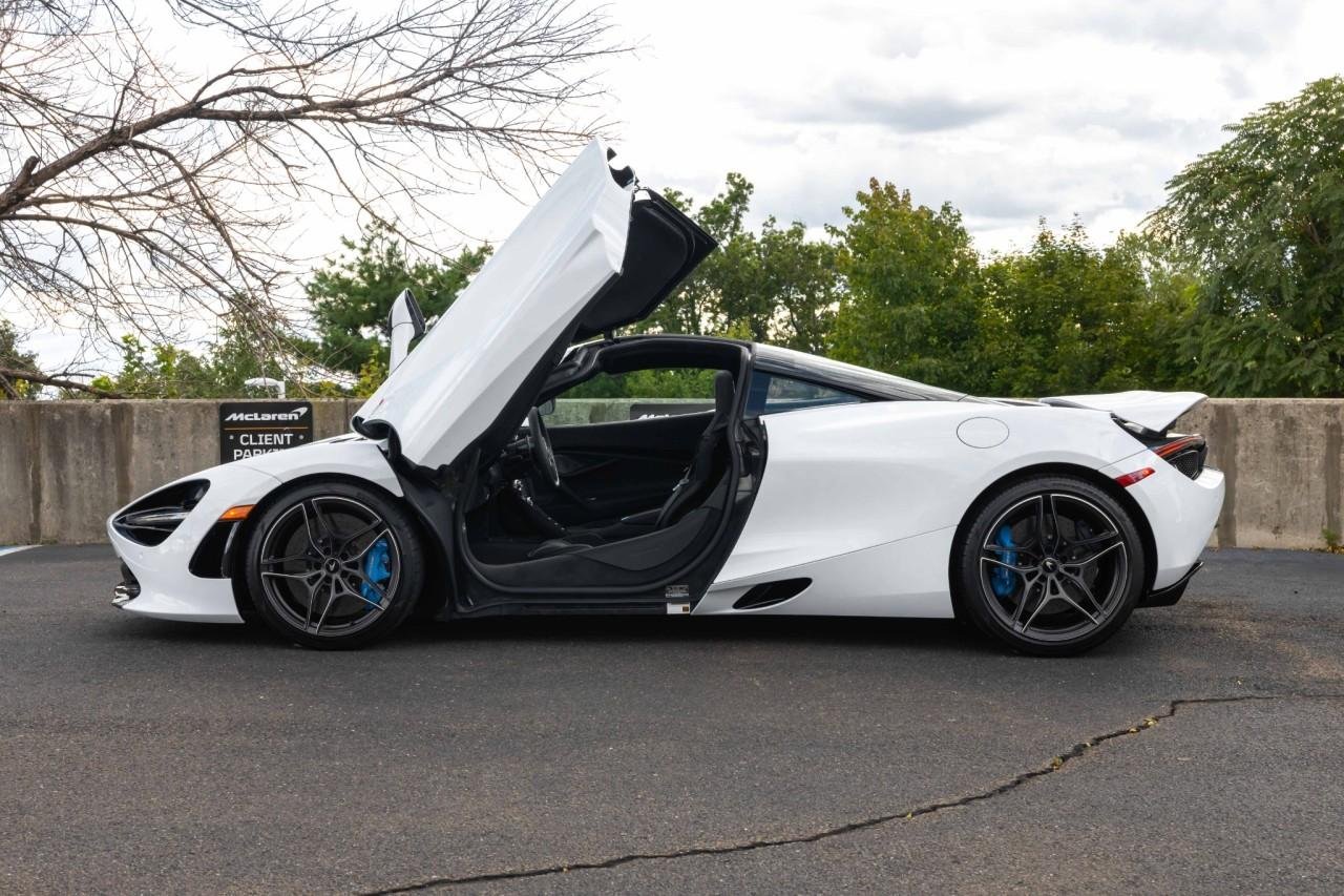 New 2021 McLaren 720S Coupe for sale $345,600 at McLaren North Jersey in Ramsey NJ 07446 4