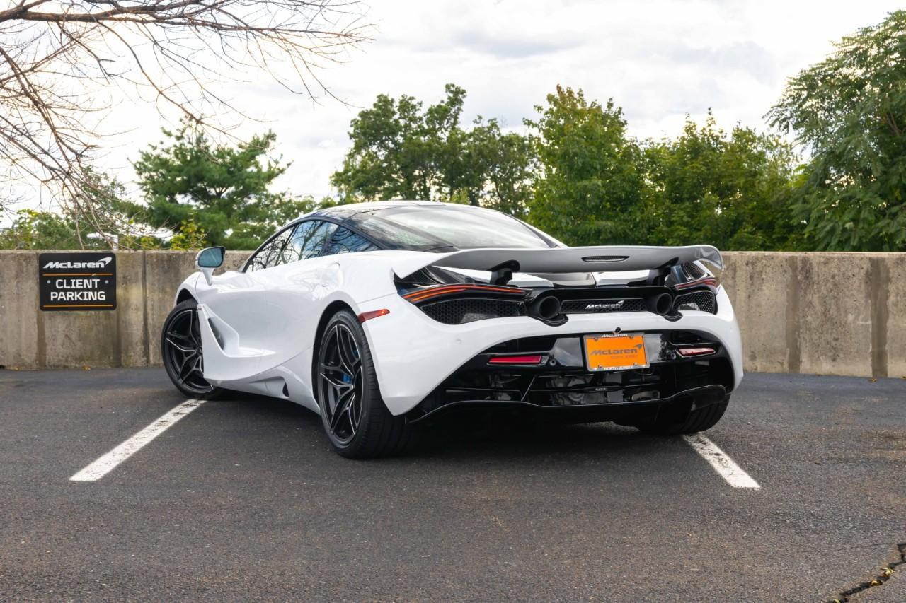 New 2021 McLaren 720S Coupe for sale $345,600 at McLaren North Jersey in Ramsey NJ 07446 5