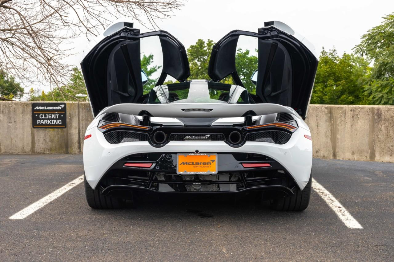 New 2021 McLaren 720S Coupe for sale $345,600 at McLaren North Jersey in Ramsey NJ 07446 8