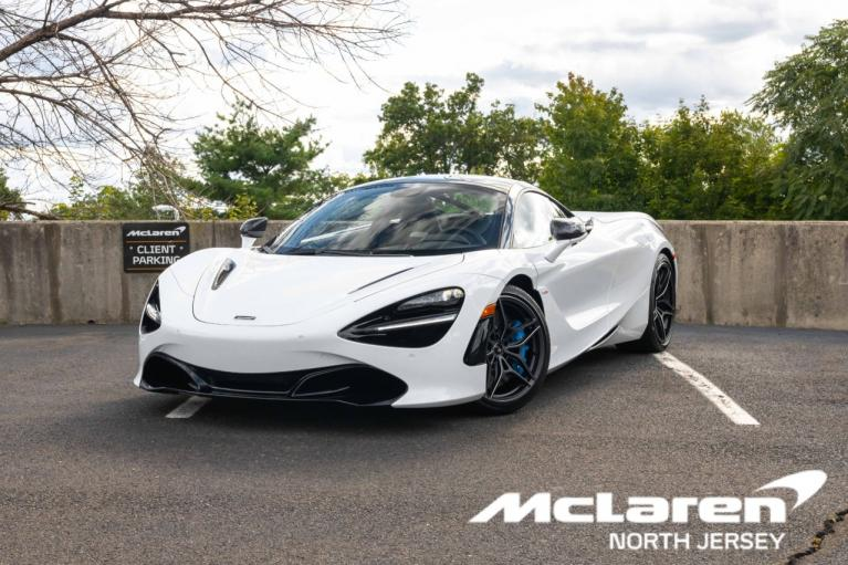 New 2021 McLaren 720S Coupe for sale $345,600 at McLaren North Jersey in Ramsey NJ