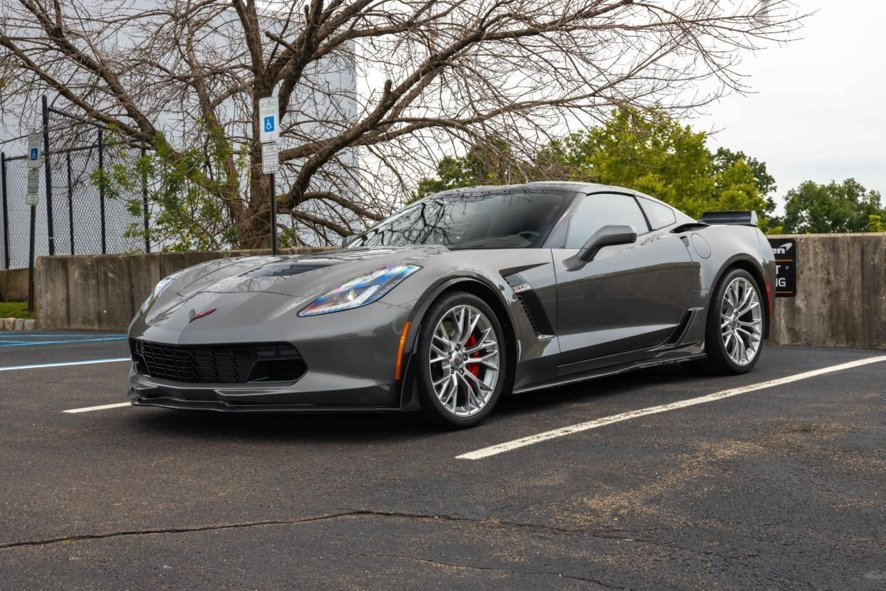 Used 2015 Chevrolet Corvette Z06 3LZ Coupe for sale $79,950 at McLaren North Jersey in Ramsey NJ 07446 2