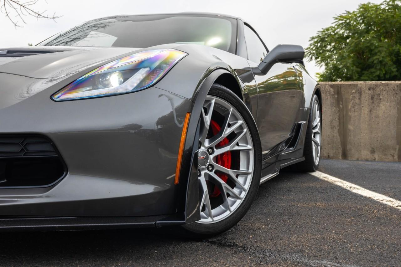 Used 2015 Chevrolet Corvette Z06 3LZ Coupe for sale $79,950 at McLaren North Jersey in Ramsey NJ 07446 3