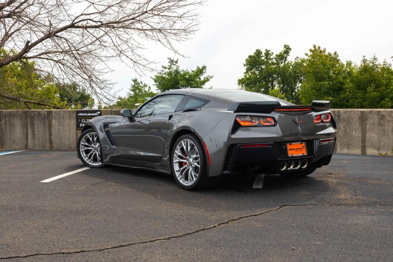 Used 2015 Chevrolet Corvette Z06 3LZ Coupe for sale $79,950 at McLaren North Jersey in Ramsey NJ 07446 7