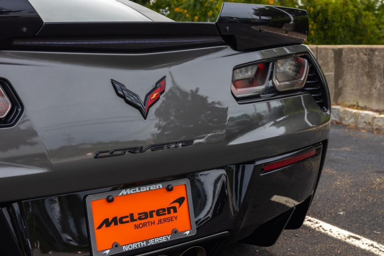 Used 2015 Chevrolet Corvette Z06 3LZ Coupe for sale $79,950 at McLaren North Jersey in Ramsey NJ 07446 9