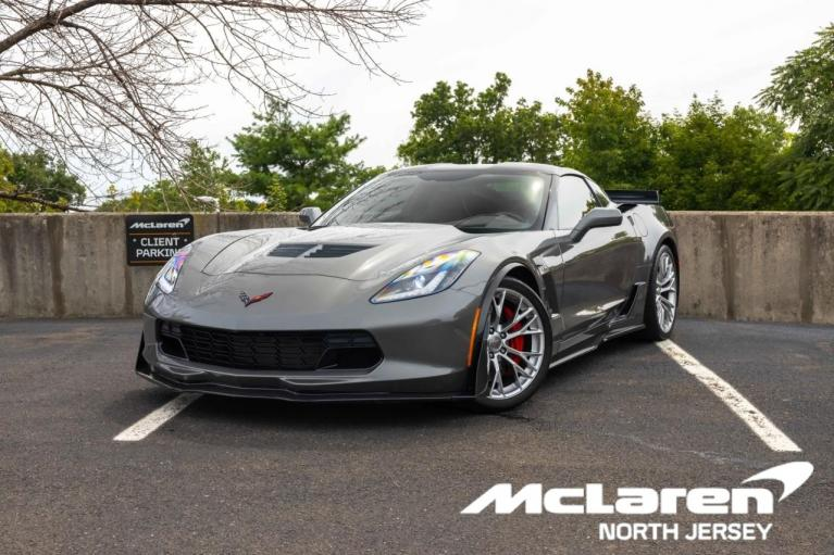 Used 2015 Chevrolet Corvette Z06 3LZ Coupe for sale $79,950 at McLaren North Jersey in Ramsey NJ