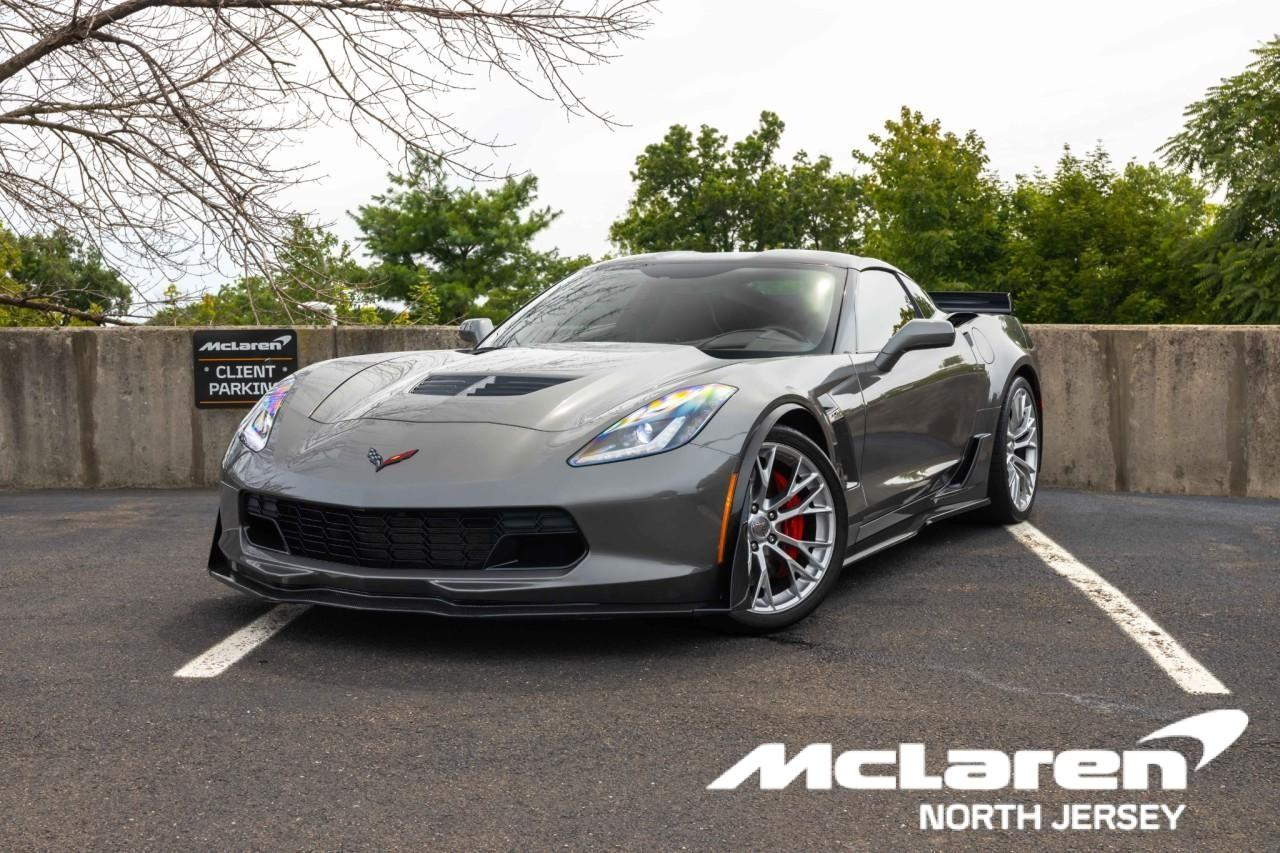 Used 2015 Chevrolet Corvette Z06 3LZ Coupe for sale $79,950 at McLaren North Jersey in Ramsey NJ 07446 1
