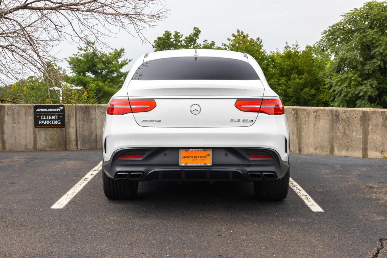 Used 2018 Mercedes-Benz AMG GLE 63 S Coupe for sale $90,000 at McLaren North Jersey in Ramsey NJ 07446 10