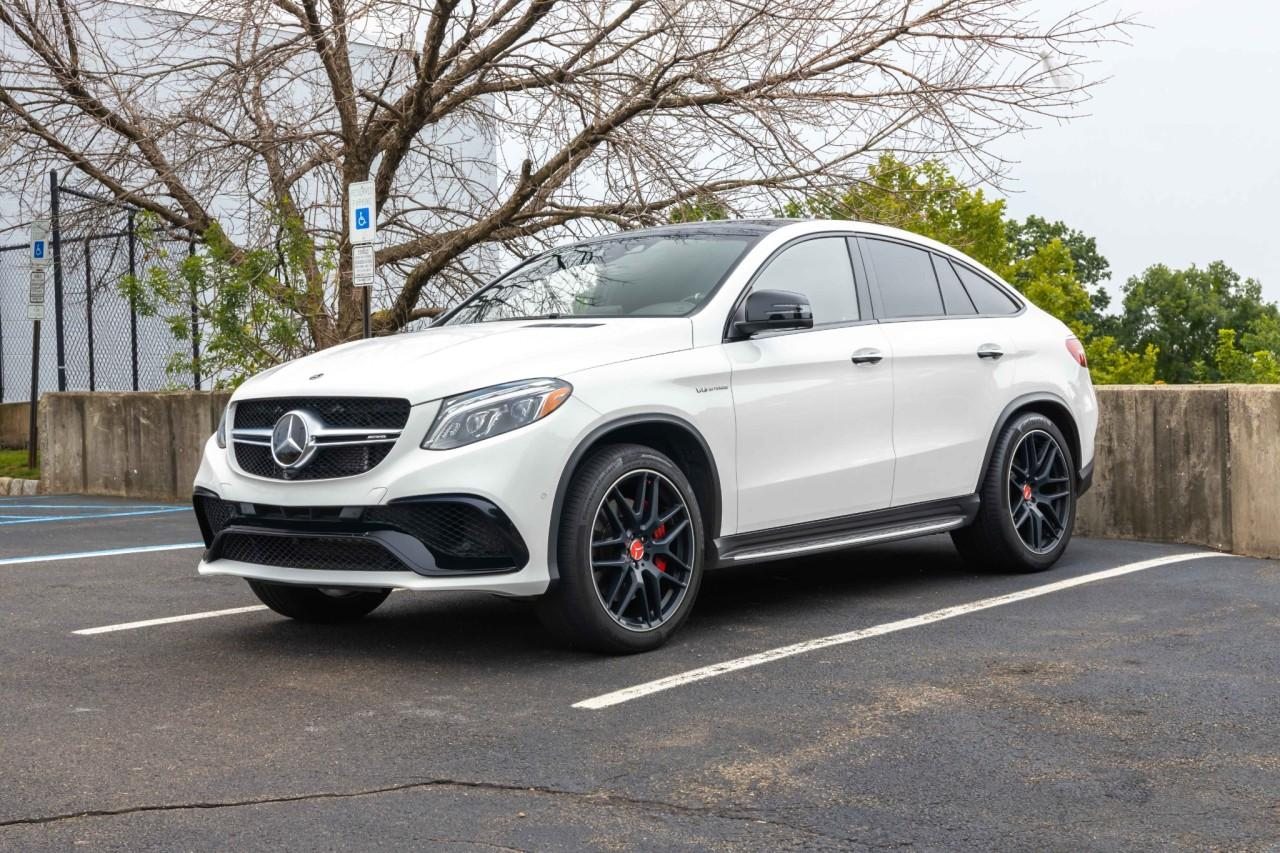 Used 2018 Mercedes-Benz AMG GLE 63 S Coupe for sale $90,000 at McLaren North Jersey in Ramsey NJ 07446 2
