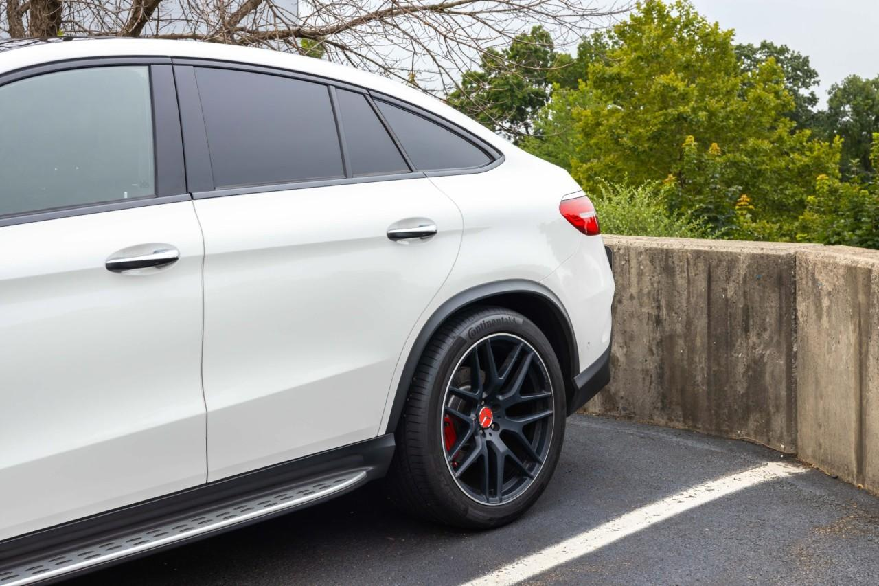 Used 2018 Mercedes-Benz AMG GLE 63 S Coupe for sale $90,000 at McLaren North Jersey in Ramsey NJ 07446 3