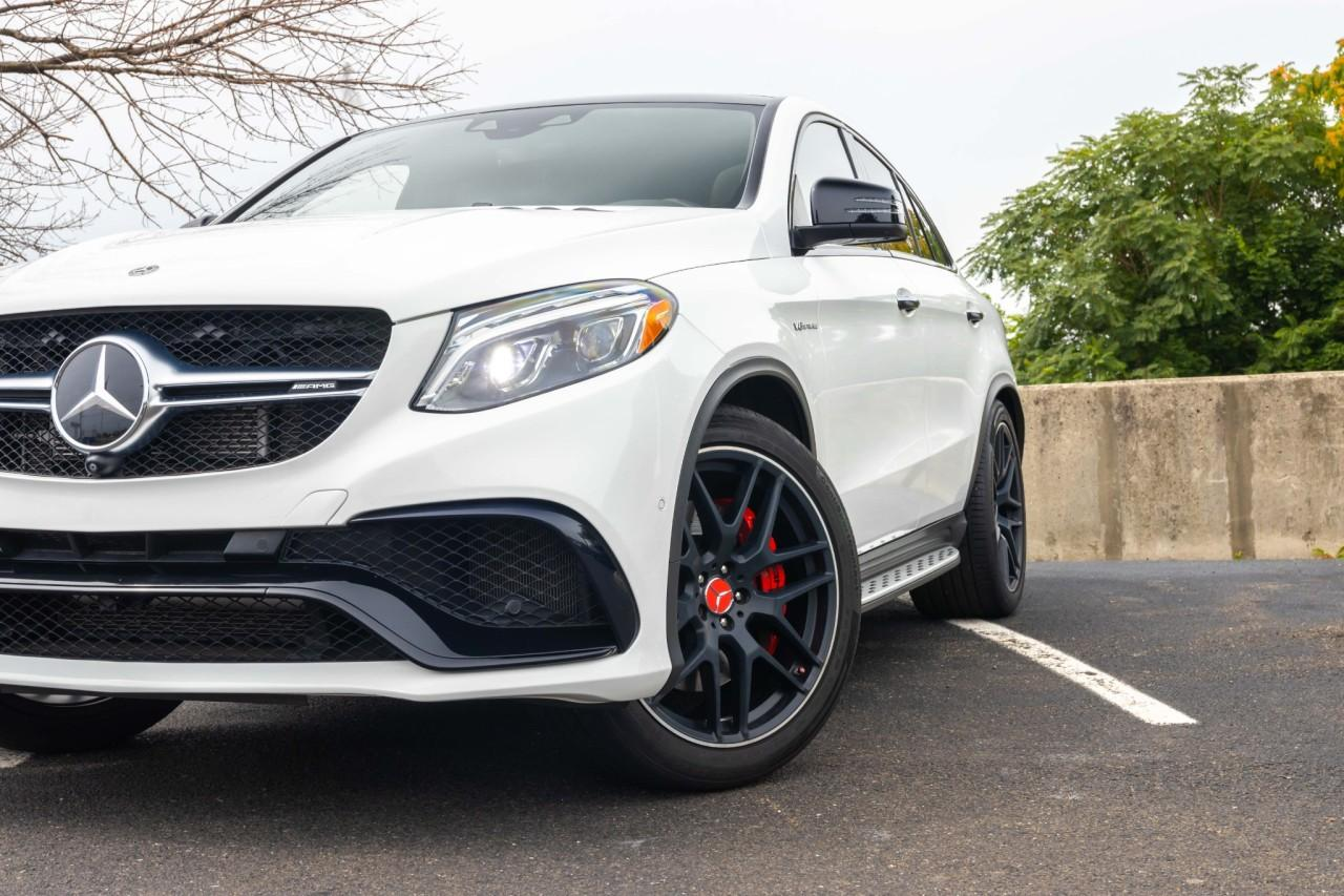 Used 2018 Mercedes-Benz AMG GLE 63 S Coupe for sale $90,000 at McLaren North Jersey in Ramsey NJ 07446 4