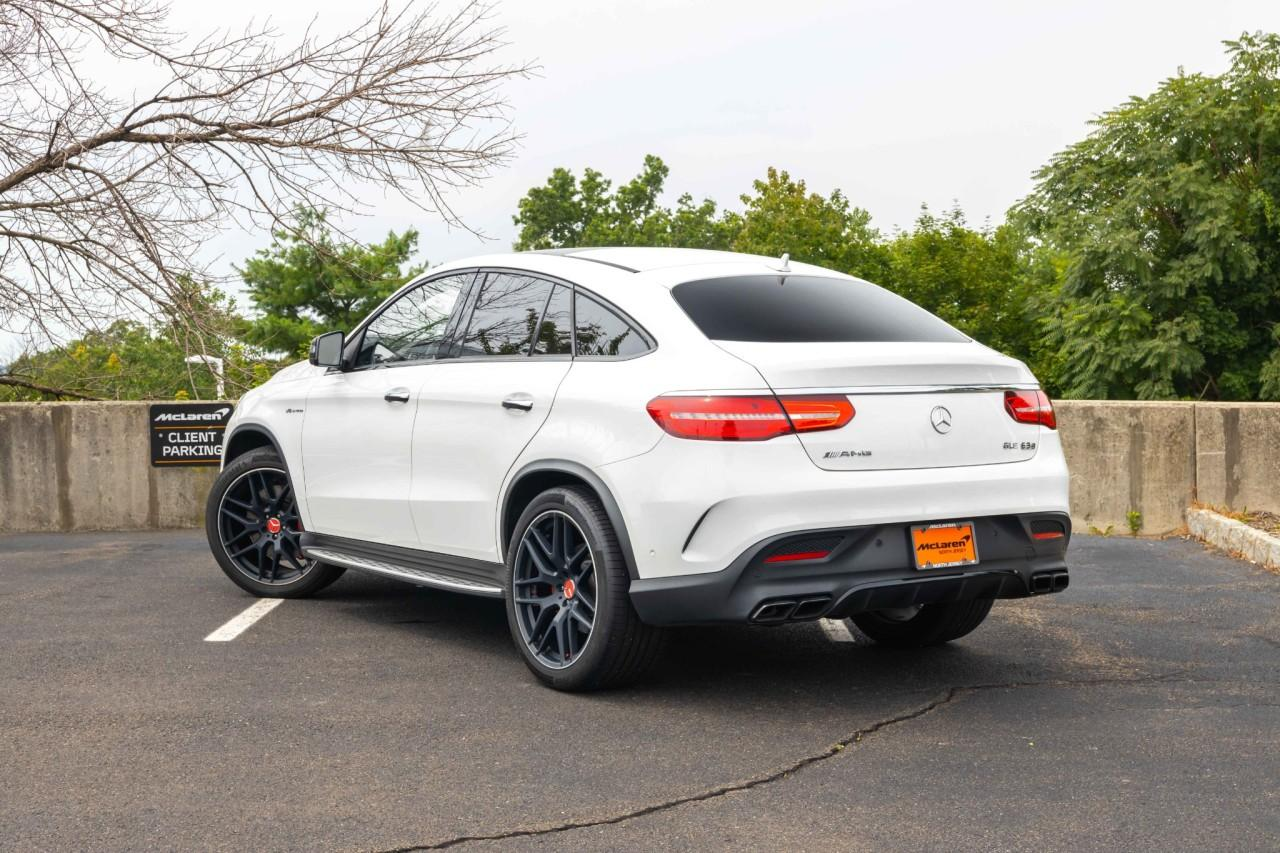 Used 2018 Mercedes-Benz AMG GLE 63 S Coupe for sale $90,000 at McLaren North Jersey in Ramsey NJ 07446 7