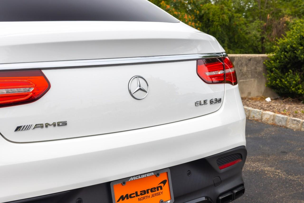 Used 2018 Mercedes-Benz AMG GLE 63 S Coupe for sale $90,000 at McLaren North Jersey in Ramsey NJ 07446 8
