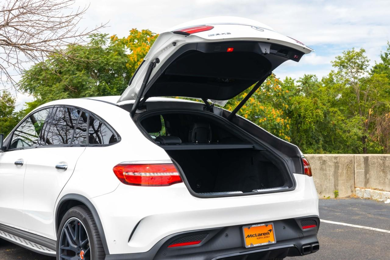 Used 2018 Mercedes-Benz AMG GLE 63 S Coupe for sale $90,000 at McLaren North Jersey in Ramsey NJ 07446 9