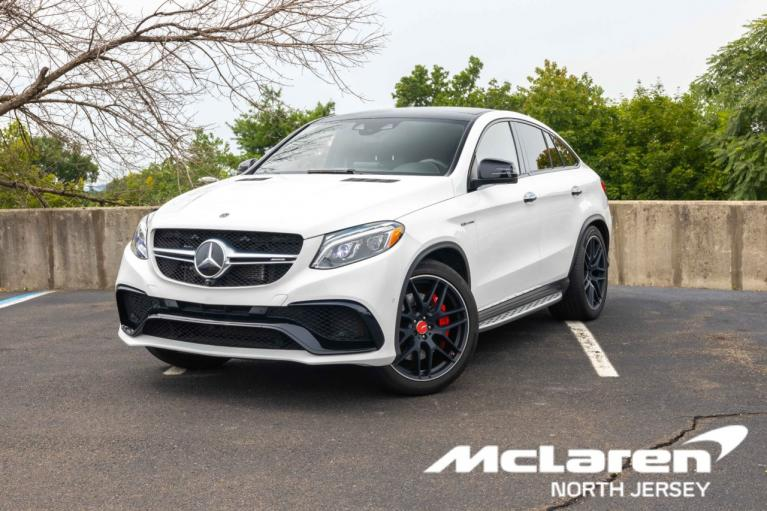 Used 2018 Mercedes-Benz AMG GLE 63 S Coupe for sale $90,000 at McLaren North Jersey in Ramsey NJ
