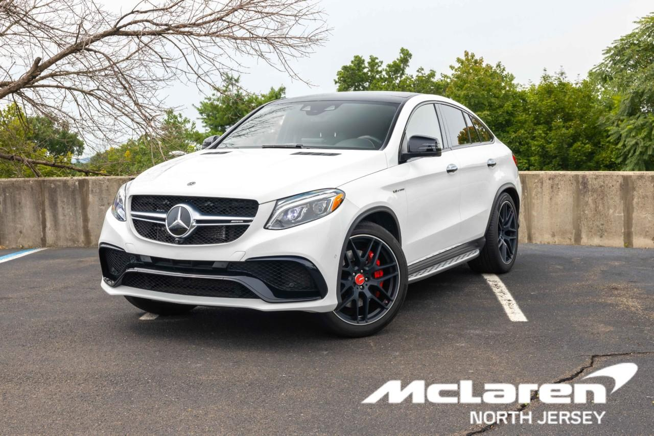 Used 2018 Mercedes-Benz AMG GLE 63 S Coupe for sale $90,000 at McLaren North Jersey in Ramsey NJ 07446 1