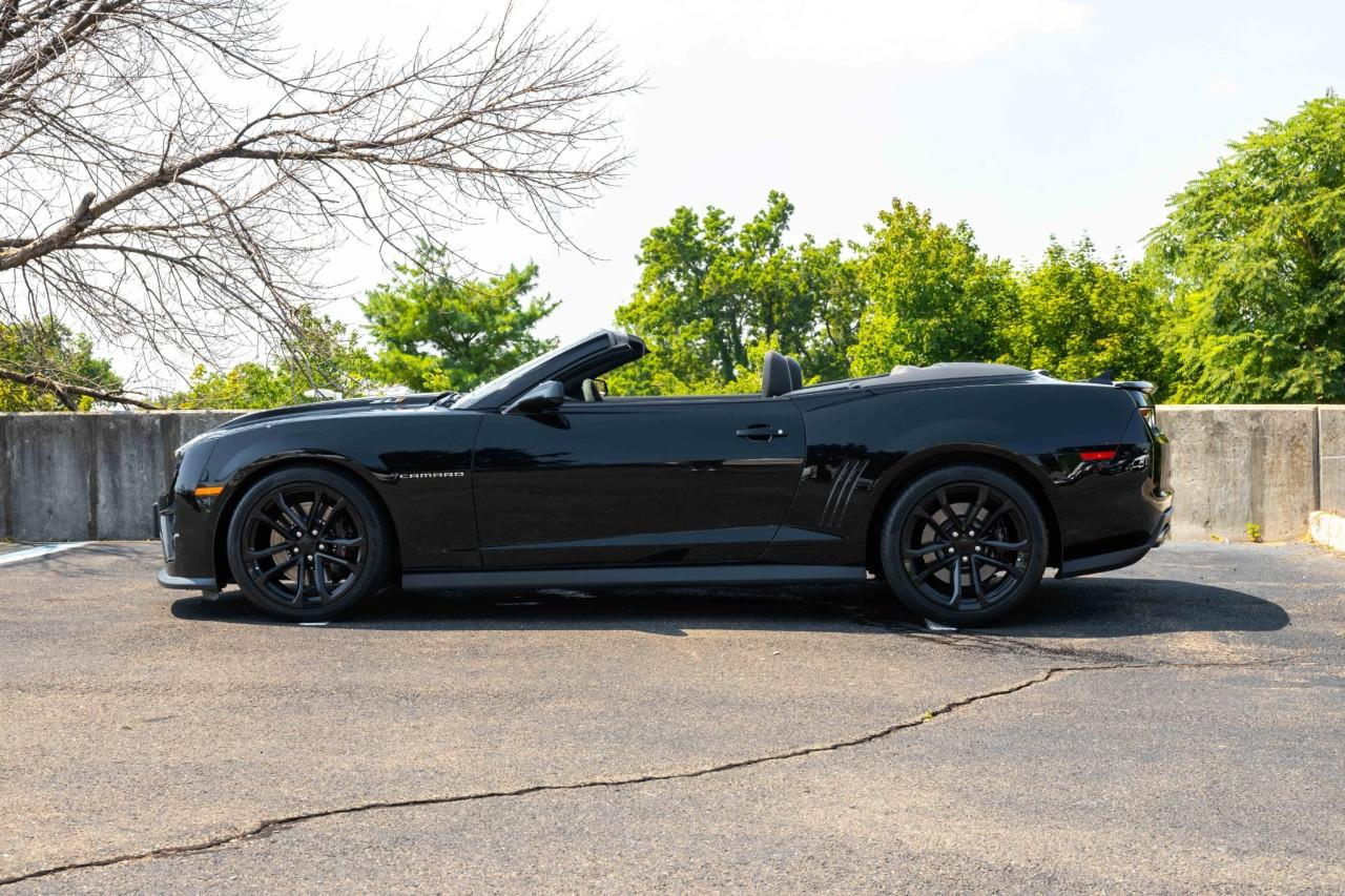 Used 2013 Chevrolet Camaro ZL1 Convertible for sale $49,900 at McLaren North Jersey in Ramsey NJ 07446 3