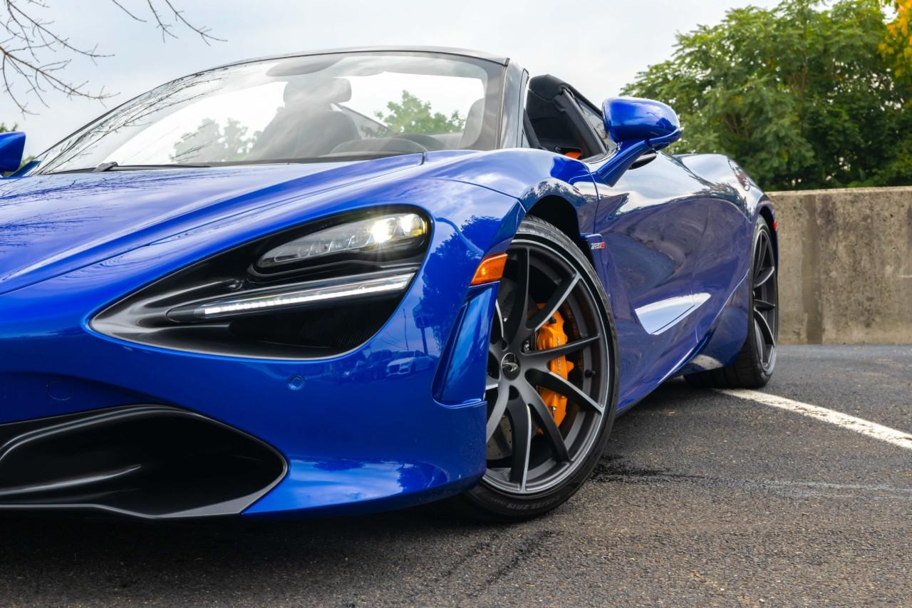 New 2021 McLaren 720S for sale $340,510 at McLaren North Jersey in Ramsey NJ 07446 5