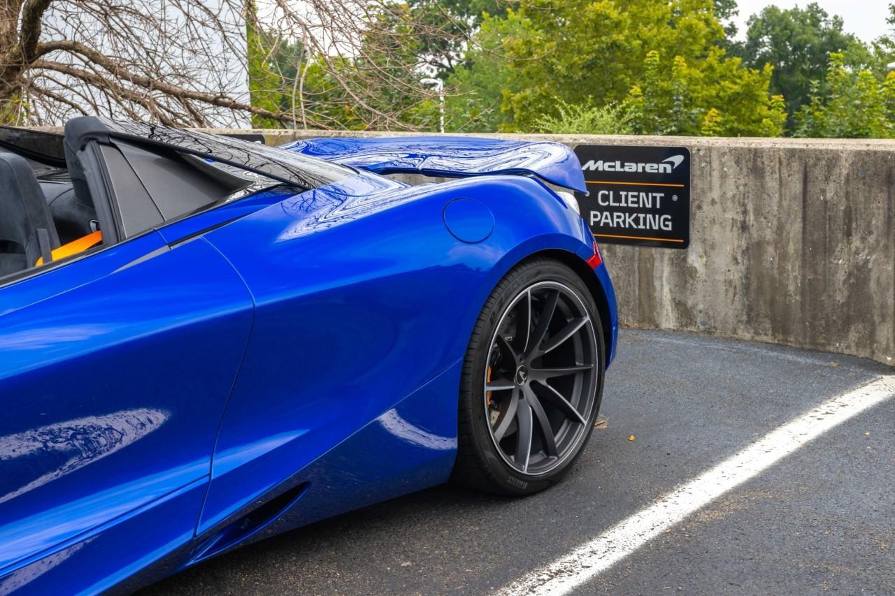 New 2021 McLaren 720S for sale $340,510 at McLaren North Jersey in Ramsey NJ 07446 6