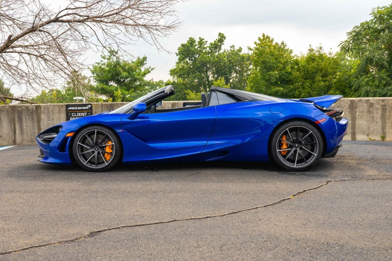 New 2021 McLaren 720S for sale $340,510 at McLaren North Jersey in Ramsey NJ 07446 7