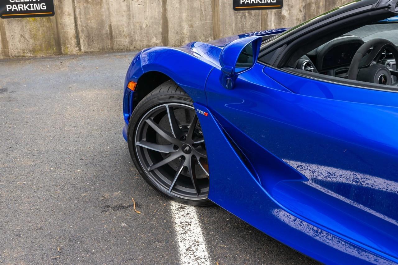 New 2021 McLaren 720S for sale $340,510 at McLaren North Jersey in Ramsey NJ 07446 9