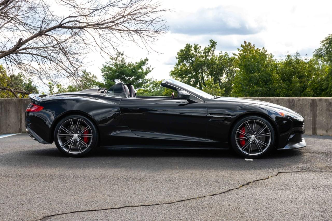 Used 2014 Aston Martin Vanquish Volante Convertible for sale $130,000 at McLaren North Jersey in Ramsey NJ 07446 10