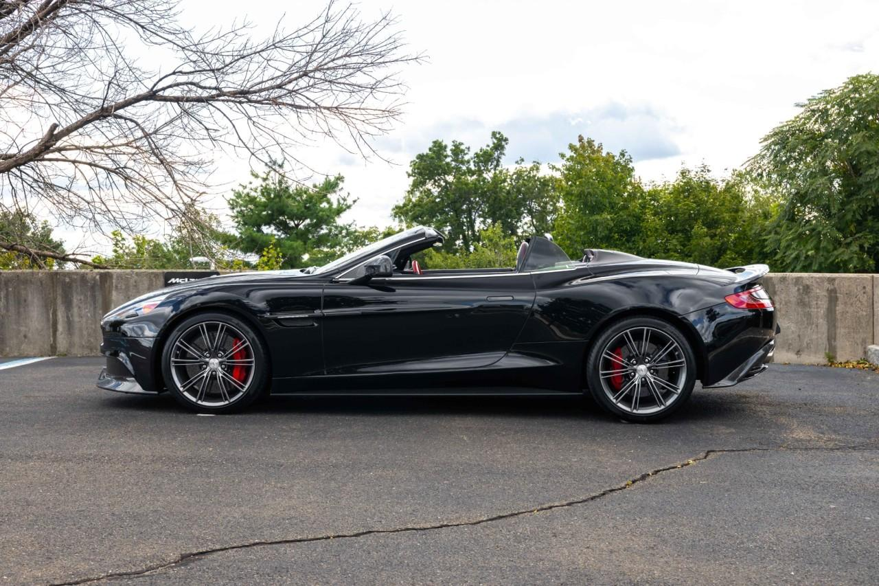 Used 2014 Aston Martin Vanquish Volante Convertible for sale $130,000 at McLaren North Jersey in Ramsey NJ 07446 3