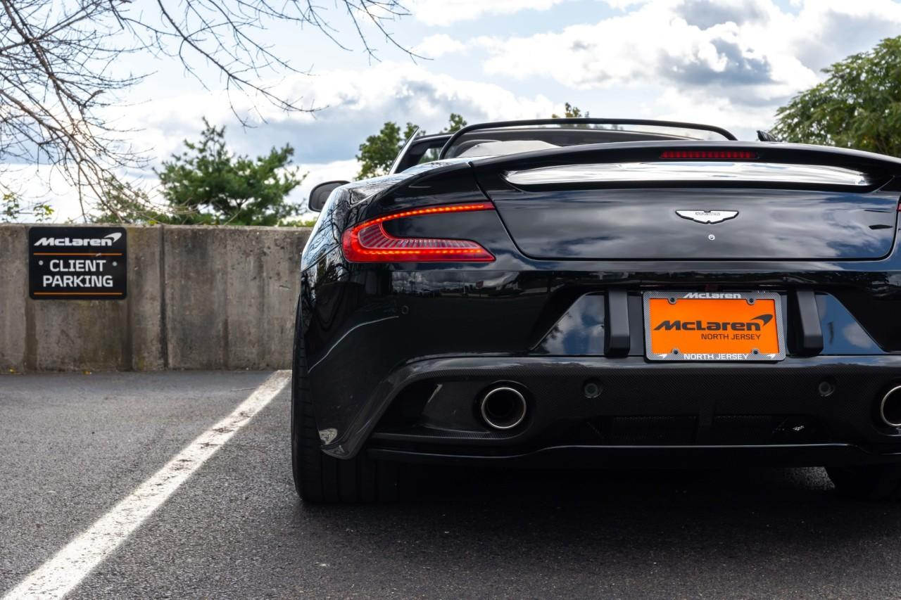 Used 2014 Aston Martin Vanquish Volante Convertible for sale $130,000 at McLaren North Jersey in Ramsey NJ 07446 7