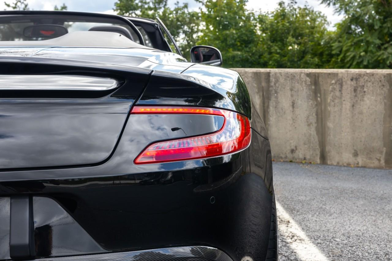 Used 2014 Aston Martin Vanquish Volante Convertible for sale $130,000 at McLaren North Jersey in Ramsey NJ 07446 8