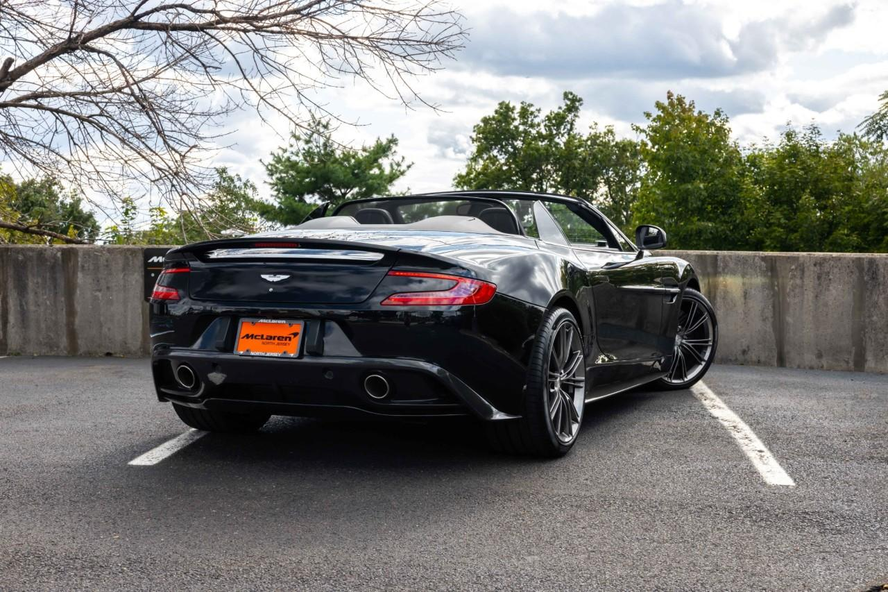 Used 2014 Aston Martin Vanquish Volante Convertible for sale $130,000 at McLaren North Jersey in Ramsey NJ 07446 9