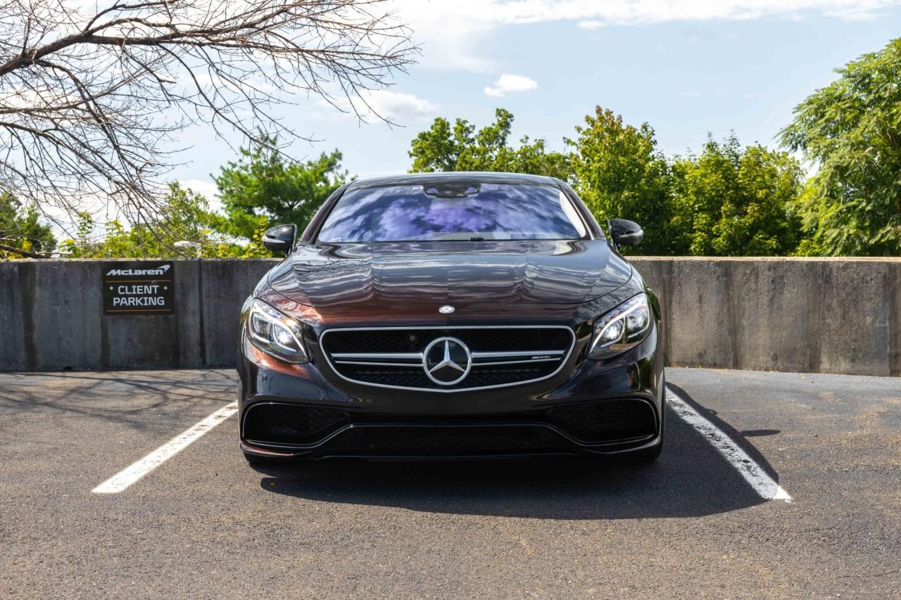 Used 2017 Mercedes-Benz S-Class AMG S 63 for sale $112,000 at McLaren North Jersey in Ramsey NJ 07446 10