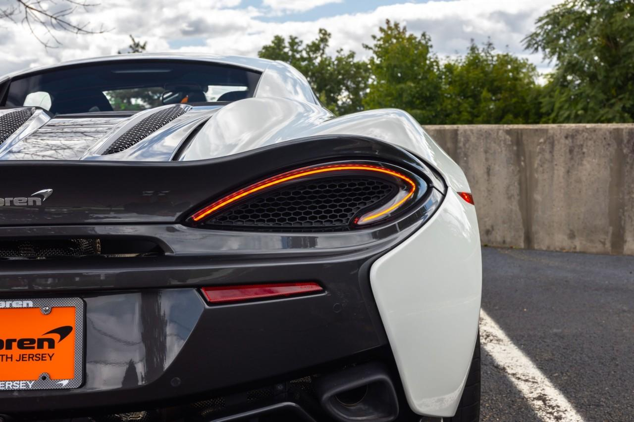 Used 2019 McLaren 570S Coupe for sale $185,000 at McLaren North Jersey in Ramsey NJ 07446 10