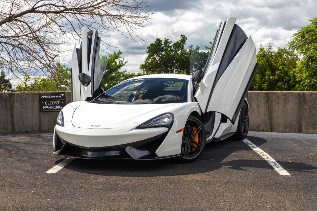 Used 2019 McLaren 570S Coupe for sale $185,000 at McLaren North Jersey in Ramsey NJ 07446 2