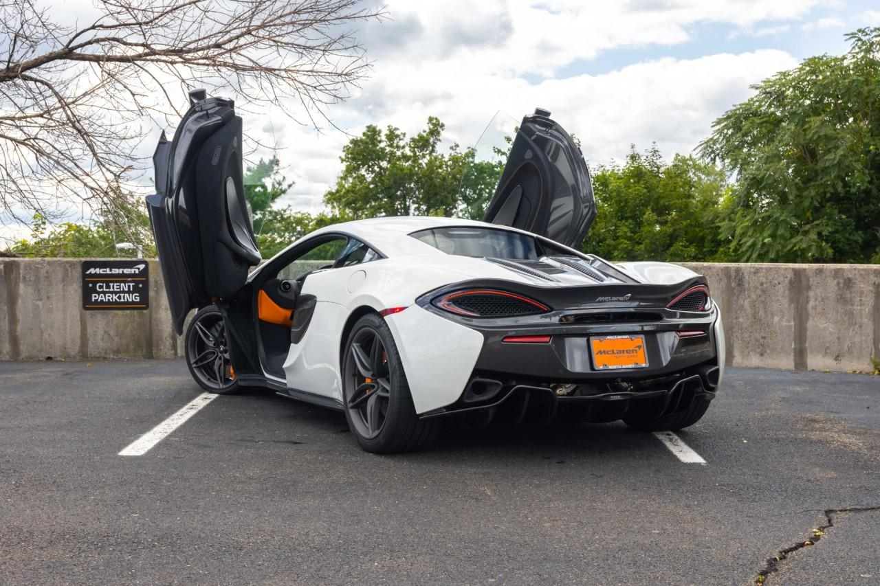 Used 2019 McLaren 570S Coupe for sale $185,000 at McLaren North Jersey in Ramsey NJ 07446 6