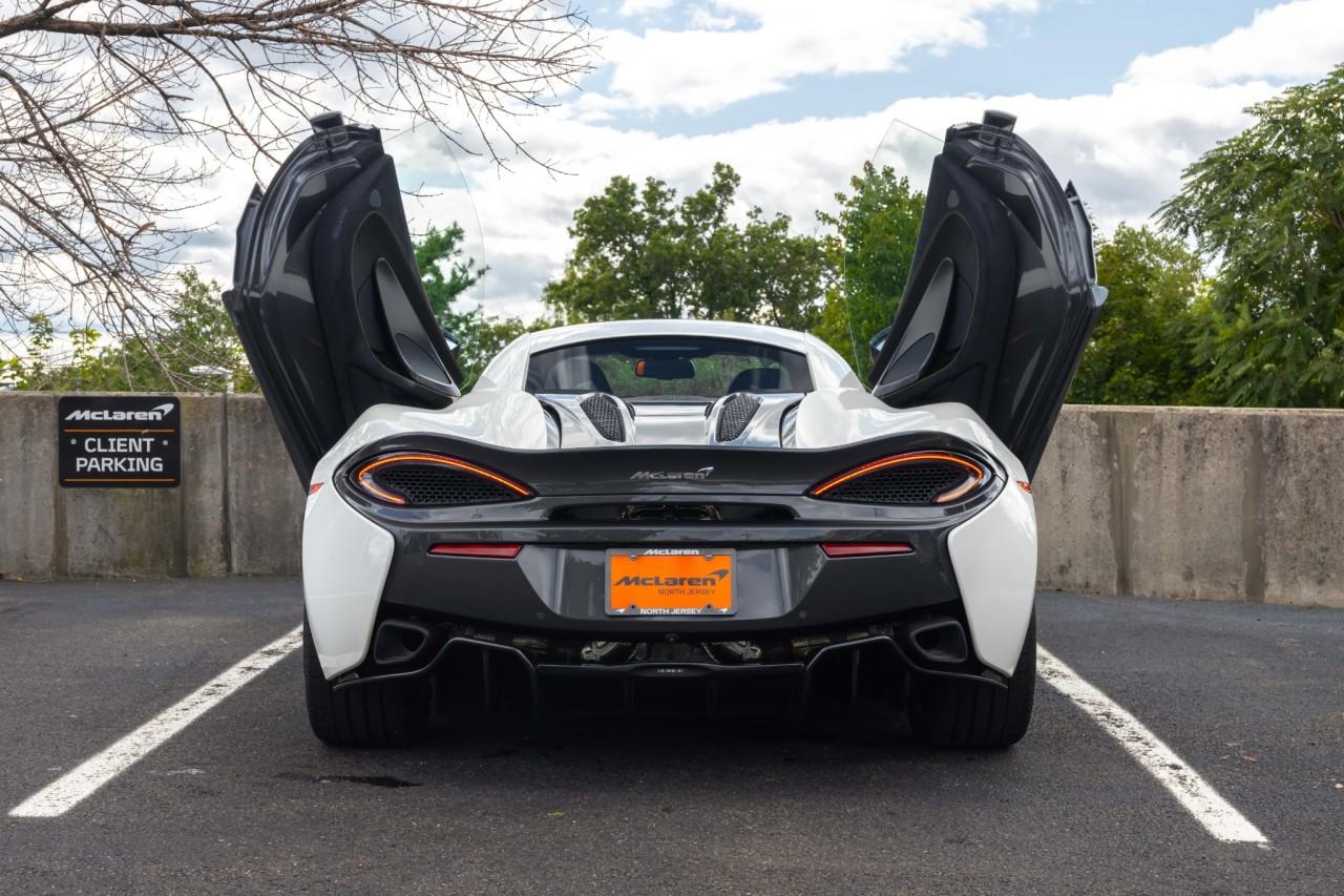 Used 2019 McLaren 570S Coupe for sale $185,000 at McLaren North Jersey in Ramsey NJ 07446 8