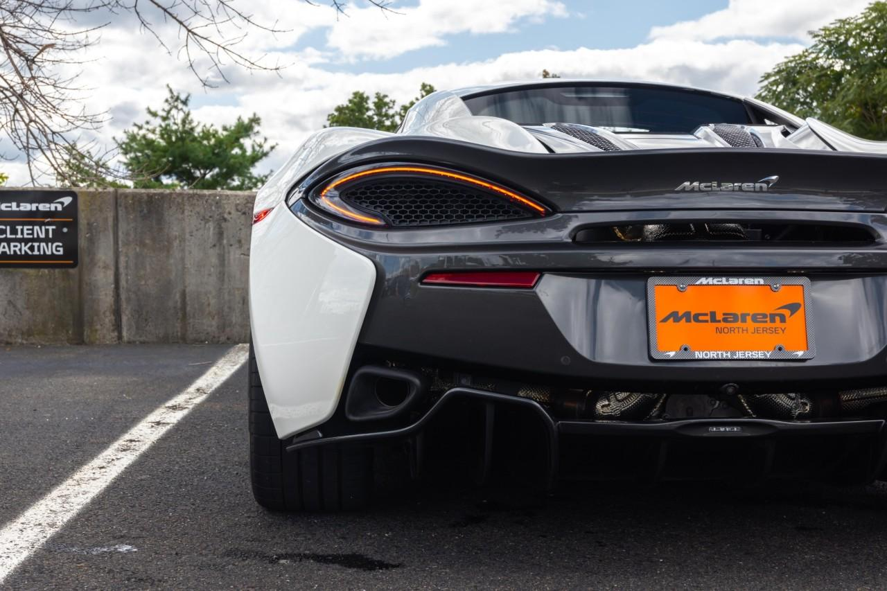 Used 2019 McLaren 570S Coupe for sale $185,000 at McLaren North Jersey in Ramsey NJ 07446 9